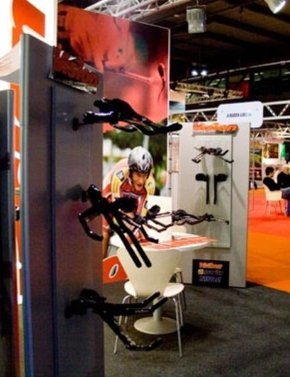 Vision's booth