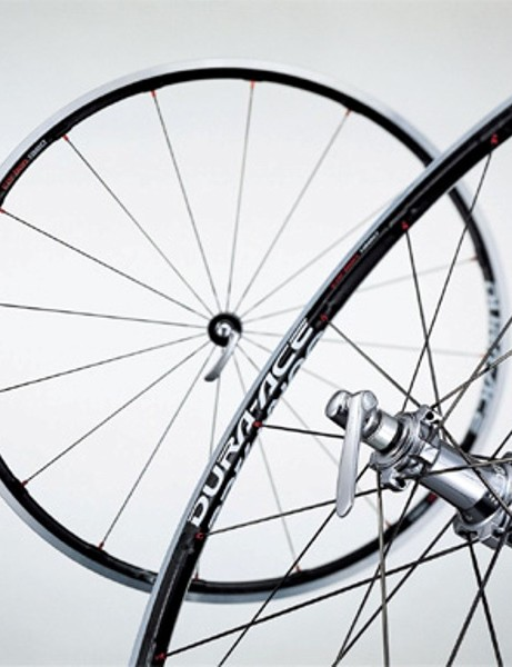 Shimano Dura-Ace WH-7850-C24-CL wheelset