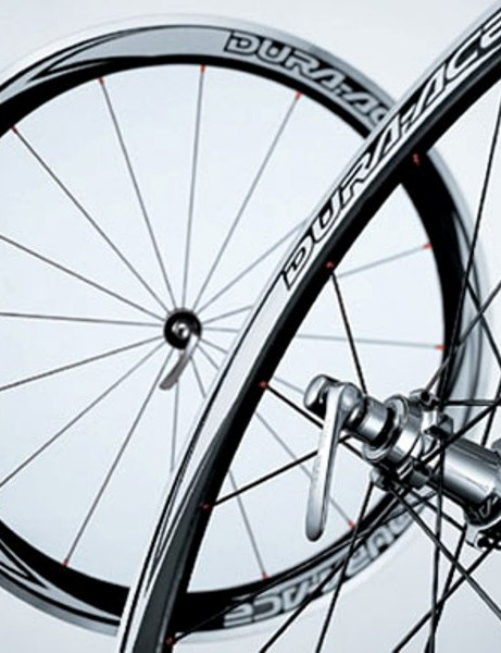 Shimano Dura-Ace WH-7850-C50-CL wheelset