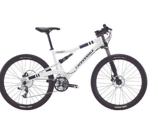 Cannondale Rush 2000