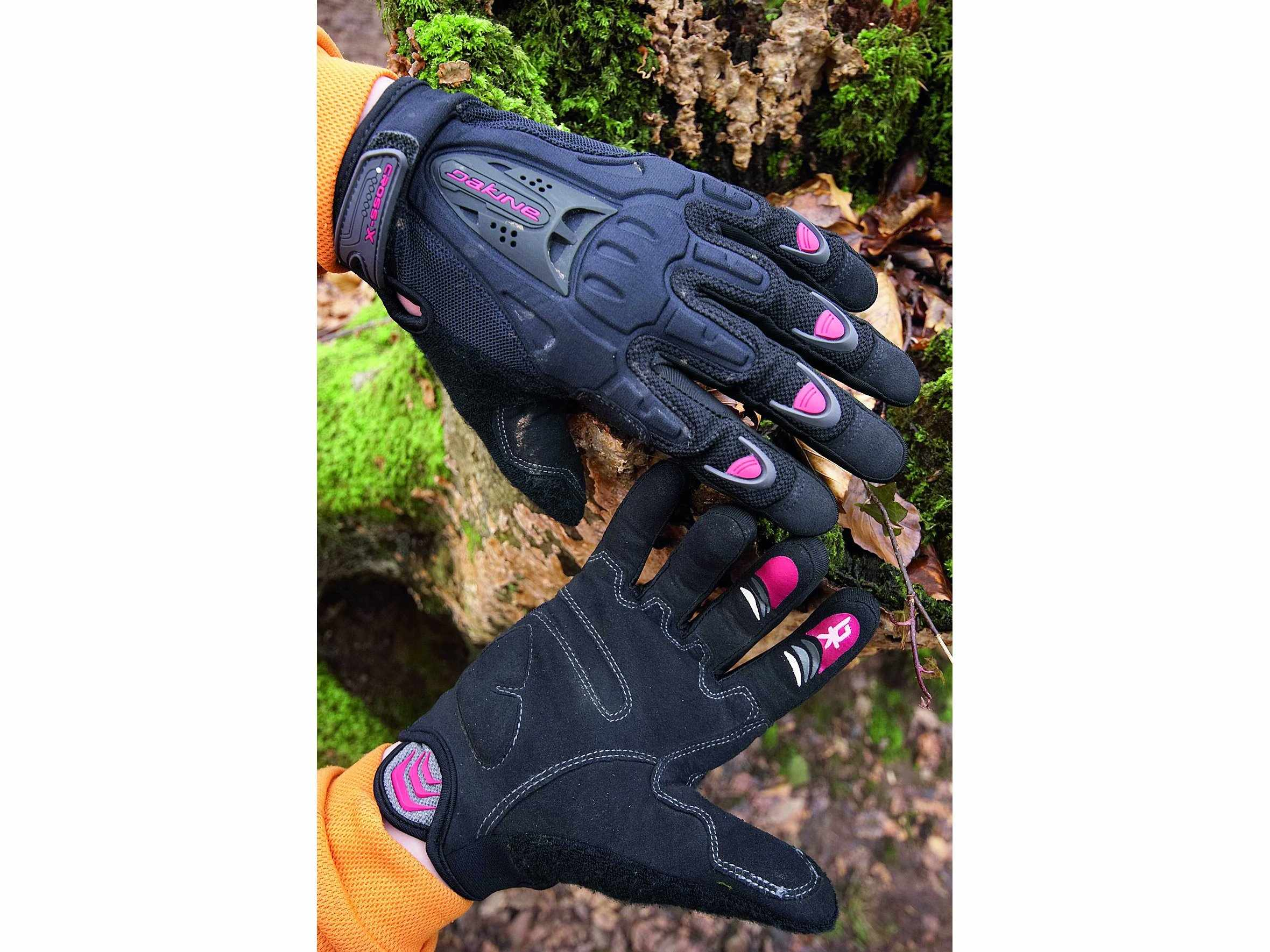 Dakine Women's Cross-X gloves