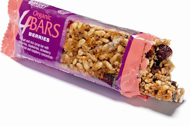 Village Bakery – organic 4berry bar