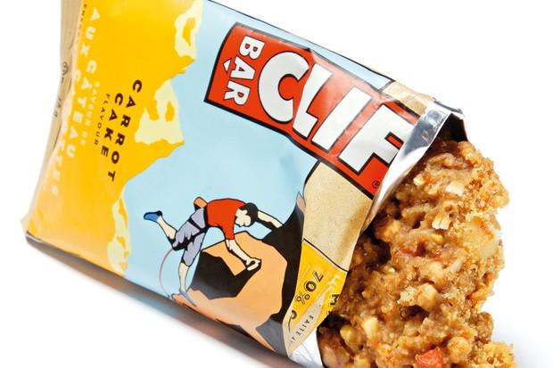 Clif Bar, carrot cake