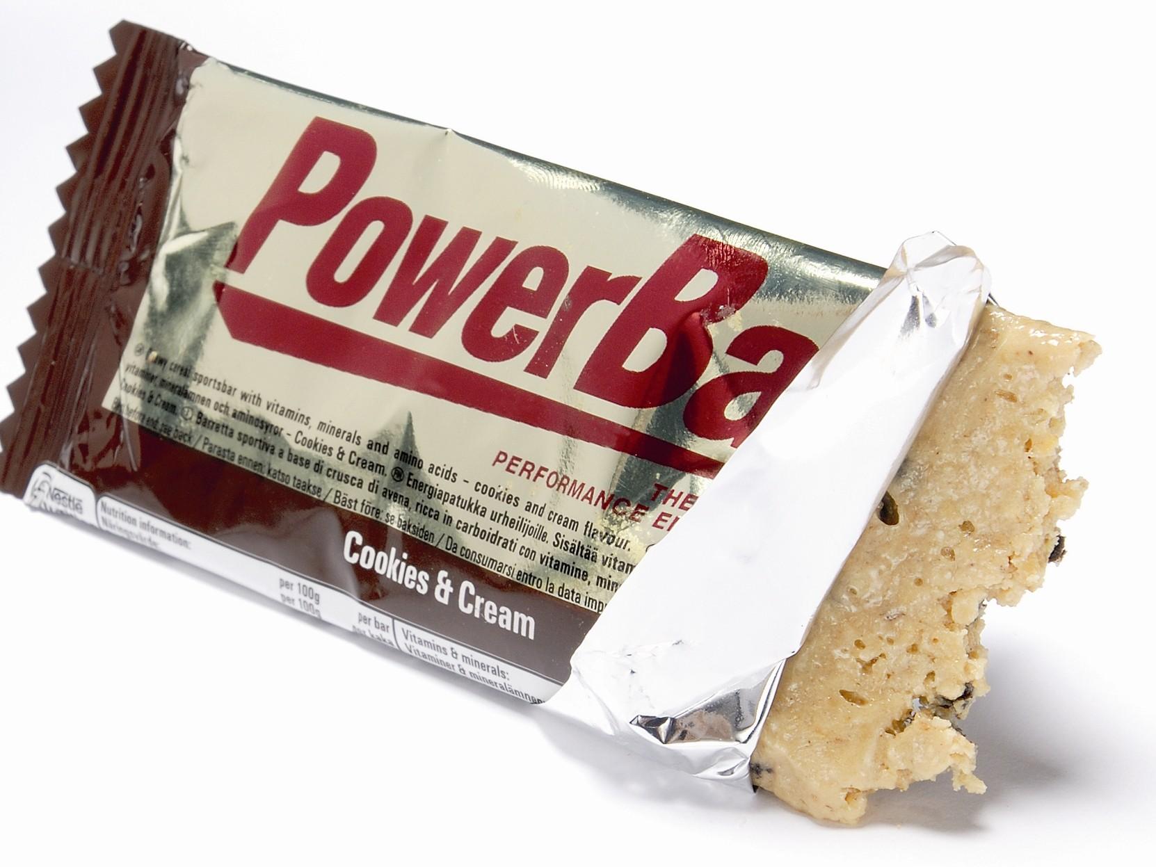 Power Bar (Performance) – cookies & cream