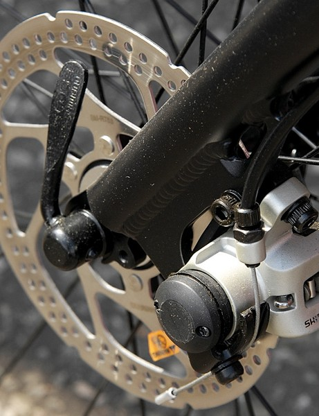 Disc brakes for stopping power