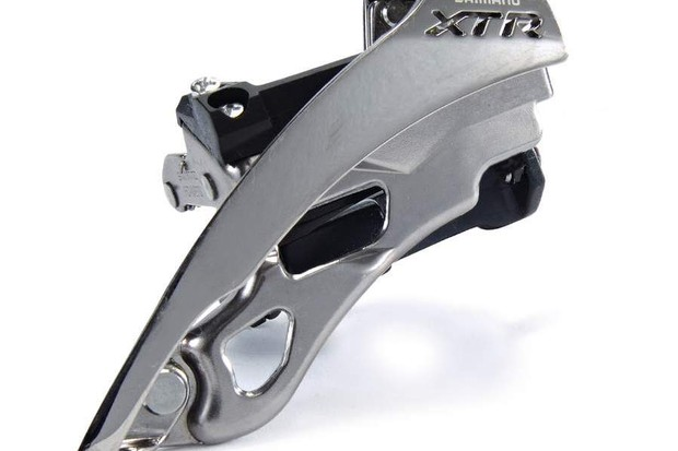Shimano XTR (M970 series) front mech