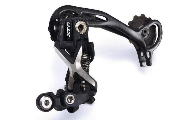 Shimano XTR (M970 series) Shadow rear mech