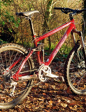 Norco Faze 3 is a marathon bike with hooligan tendencies
