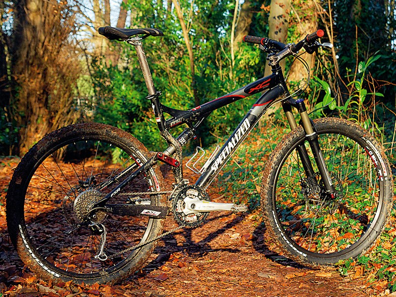 Specialized FSR XC Expert
