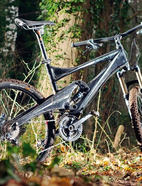 The new Whyte E-120 Team mightjust be the best ever trail bike