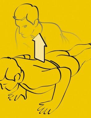 3. Triceps Press-ups