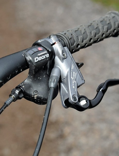 Hayes Stroker brakes provide authoritative stopping