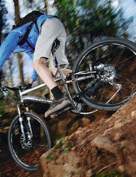 The Specialized Epic Comp's appeal is broader than the race track in this smoother version