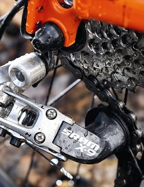 Some of the spec list, such as X.9 rear mech, looks a little stingy on a £2k bike