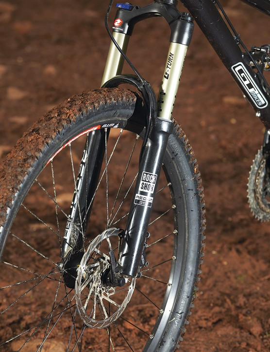 Rockshox Recon is a cut above the forks fitted to most bikes at this price