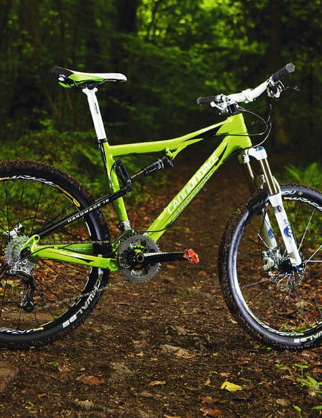 Rize Carbon 3 is a big, green mile eating machine - you'll love it
