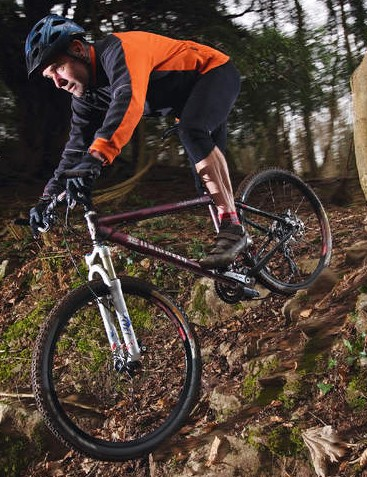 The Enlightenment's featherweight 21.5lb build will make it the ultimate race bike for many riders
