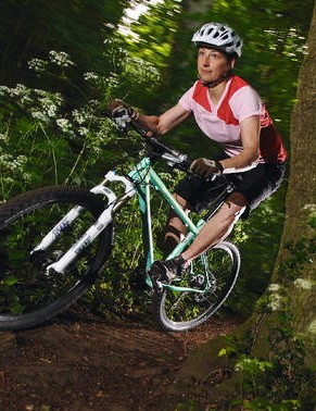 Genesis geometry puts you in the best position to tackle technical trails