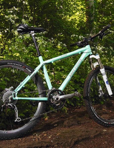 Gary Fisher's radical geometry makes it onto his women's bikes