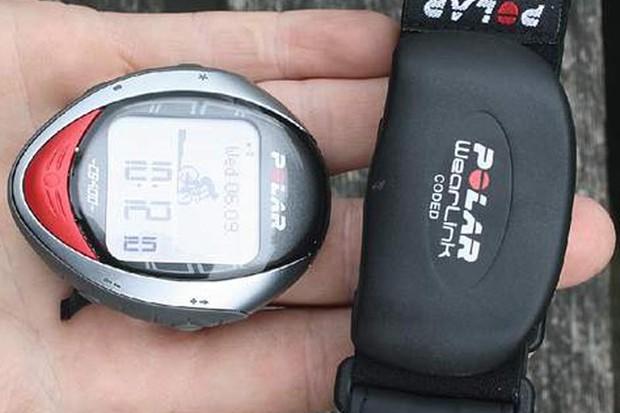 Polar CS400 Heart Rate Monitor