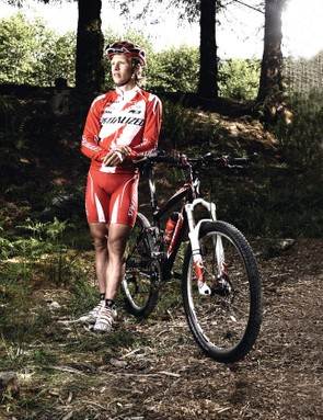 Liam's team Specialized  Epic