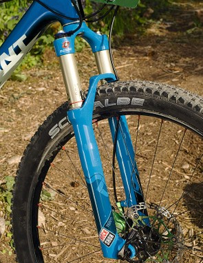 RockShox's SID World Cup fork tames the trail