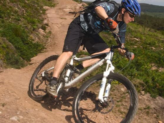 Essential trail Skills Part 7: Downhilling