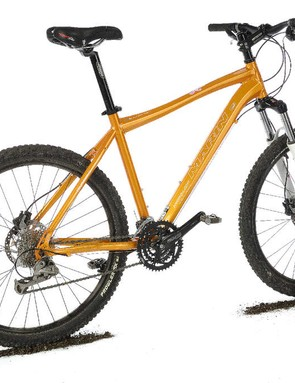 If you like your bike to pull no surprises on you, then you'll like the Juniper Trail