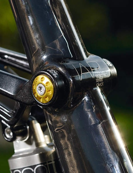 Pivots have moved from chainstays to seatstays