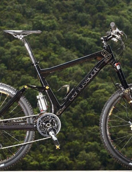 Top-of-the-range LTD is a cool £6900, but alloy-framed models start from 'just' £2000