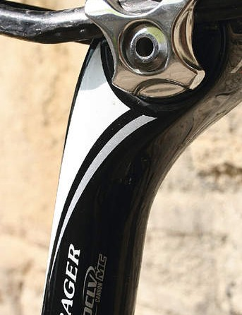 Bontrager has worked hard to improve reliability of the side-tightening clamp