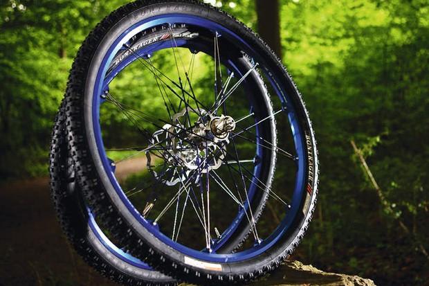 Crank Brothers Cobalt Wheels