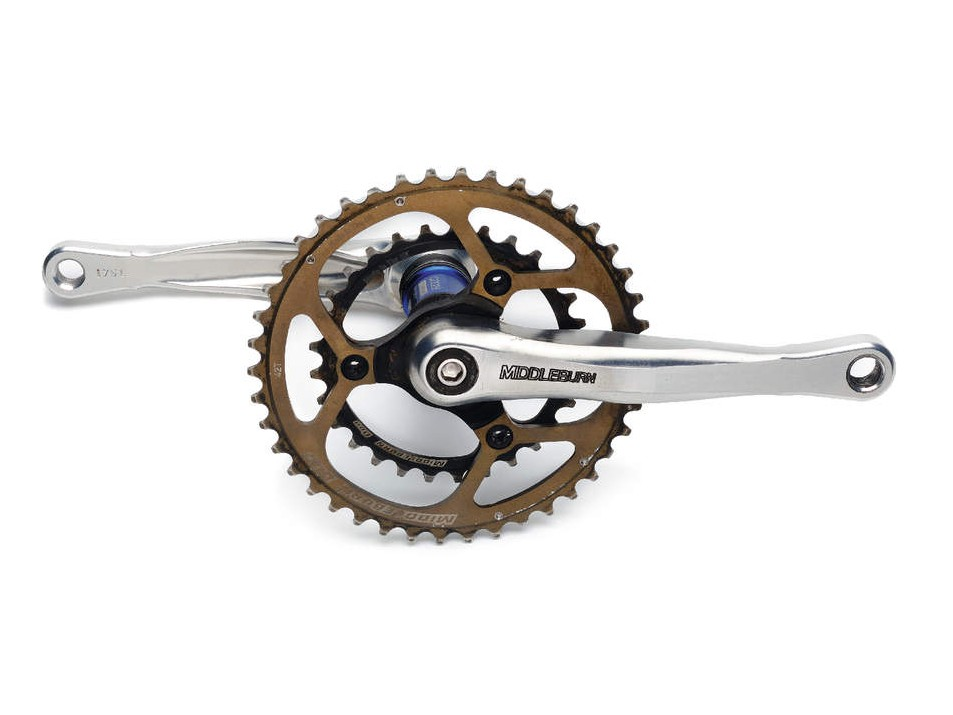 Middleburn RS-8 Chainset