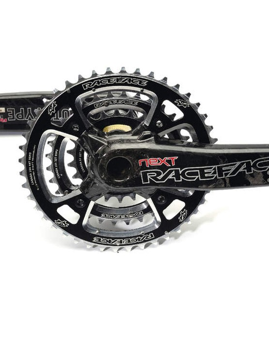 Race Face Next XC Crankset