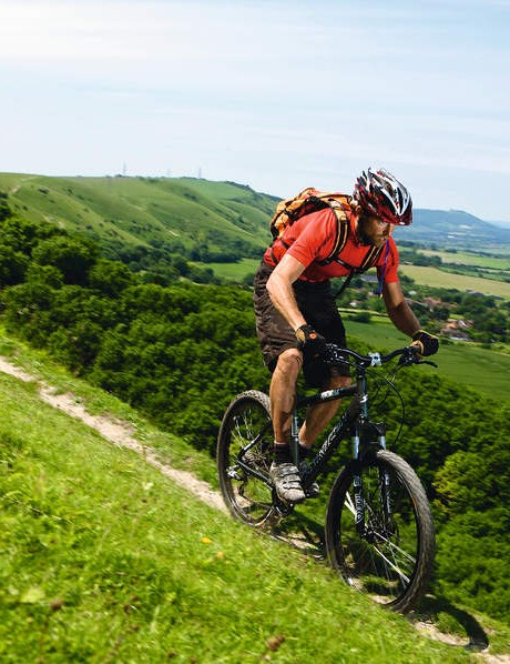 The Mantra was the most fun to ride on our favourite bits of rocky, rooty singletrack