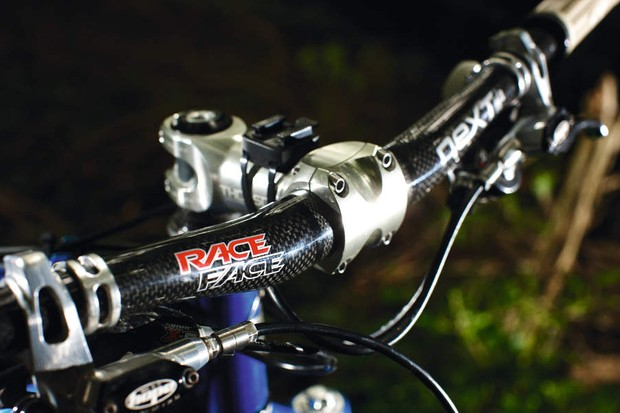 Race Face NEXT XC SL 3/4 Riser Bar
