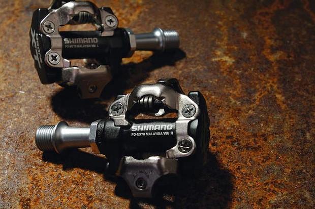 Shimano Deore XT SPD Pedals