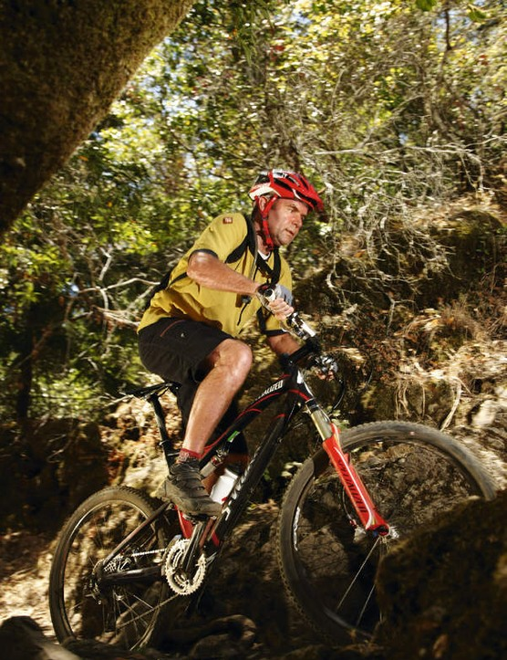 Epic is race-light, but it's tough and capable on rough terrain