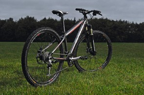 The Creig is comfortable on the trails and it's child-specifi c spec  makes for an excellent ride