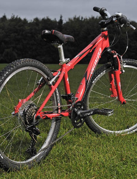 Specialized Hotrock A1 FS24