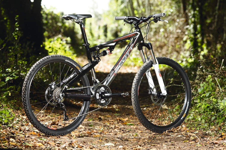 It's a good looking and great riding XC bike