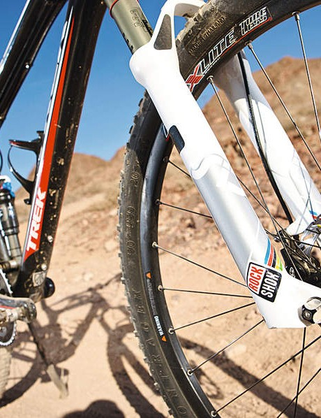 RockShox's SID World Cup forks are flawless
