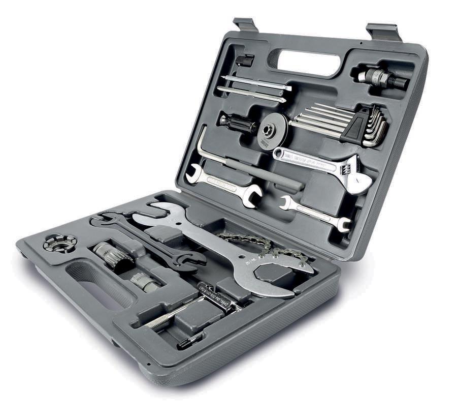 Ice Toolz Comprehensive Tool Kit