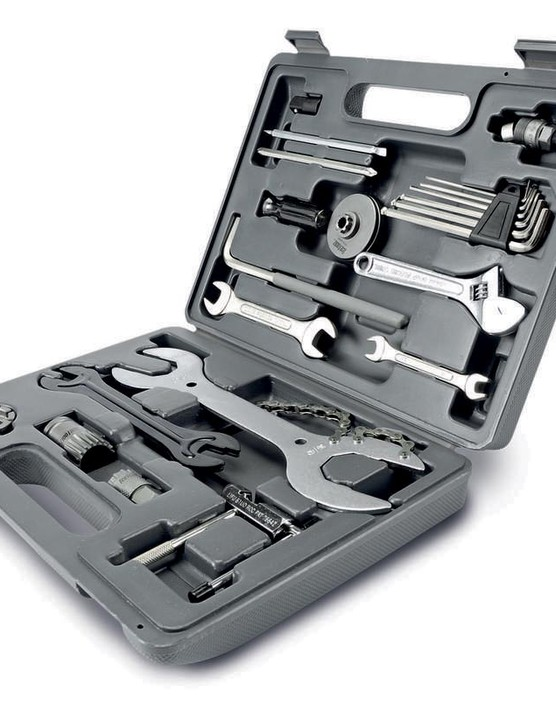 Ice Toolz Comprehensive Tool Kit