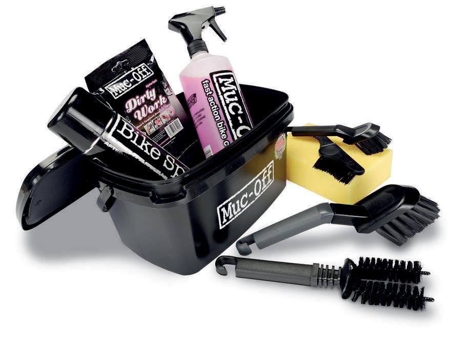 Mucoff Bike Cleaning Kit