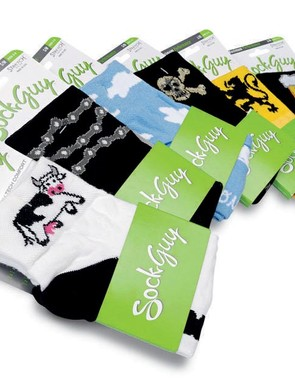 Sock Guy Socks