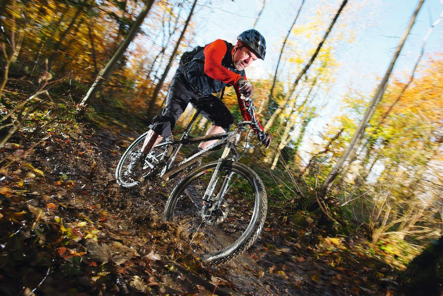 Long-forked hardtails can be nimble too