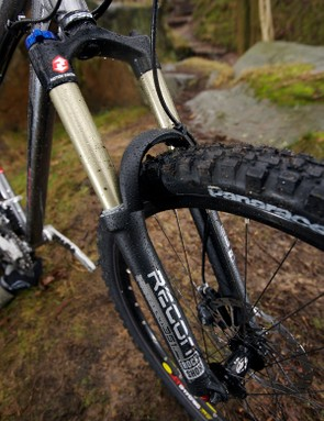 We'd prefer something more upmarket than the Recon fork