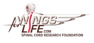 The auction is in aid of Wings For Life