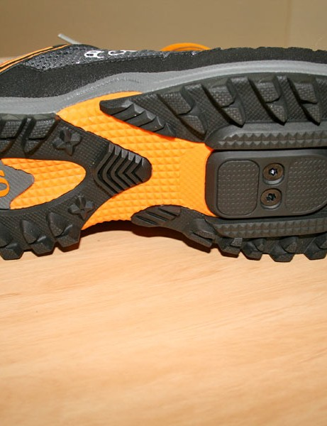 X-Alp Sleek tread